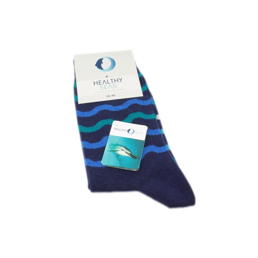 Healthy Seas Socken - Blau